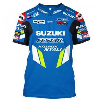 T-SHIRT SUZUKI MOTO GP TEAM...
