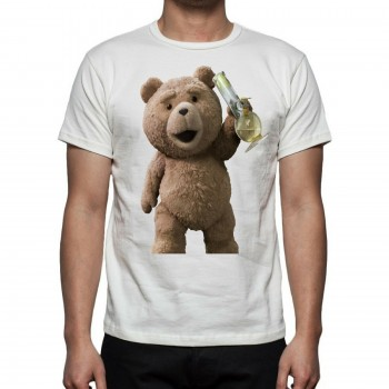 T-SHIRT FILM TED BONG ORSO...