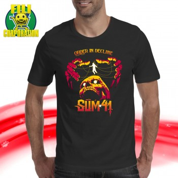 T-SHIRT SUM 41 ORDER IN...