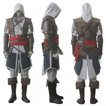 ASSASSIN'S CREED 4 IV BLACK...