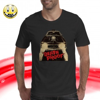 T-SHIRT FELPA  DEATH PROOF...