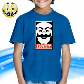 T-SHIRT FELPA  MR ROBOT...