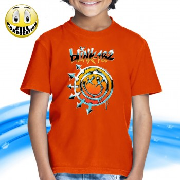 T-SHIRT FELPA  BLINK 182...