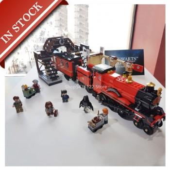 ✅ TRENO HOGWARTS EXPRESS HARRY POTTER IL PRIGIONIERO DI AZKABAN LEGO COMPATIBILE