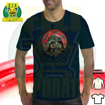 ✅FELPA T-SHIRT DONNA DARTH...