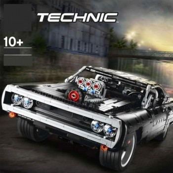 DOM'S DODGE CHARGER TECHNIC...