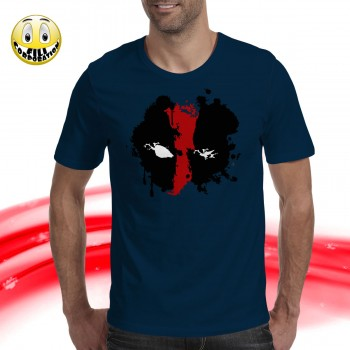 T-SHIRT FELPA  DEADPOOL...