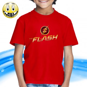 T-SHIRT FELPA  THE FLASH...
