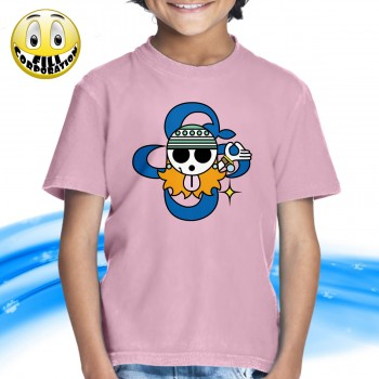 T-SHIRT FELPA  ONE PIECE...