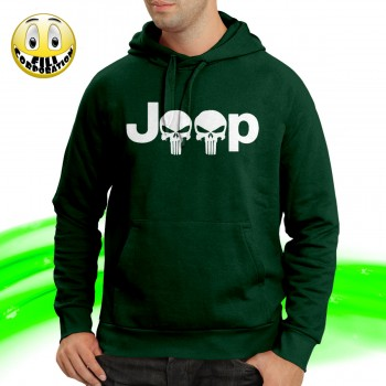 T-SHIRT FELPA  JEEP...