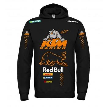 ENDURO KTM RACING RED BULLDOG