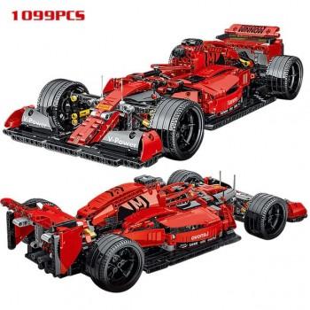 TECHNIC EXPERT SUPER SPEED CHAMPIONS CAR BUILDING BLOCKS F1 RACING VEHIC