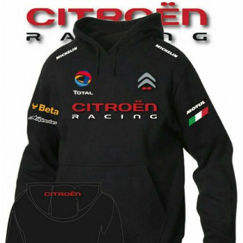 CITROEN RACING Team Italy rally HOODIE