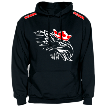 Scania V8 King of Road Bilico Camion Truck TIR long vehicle hoodie road