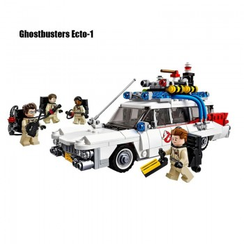 10274 GHOSTBUSTERS Ecto-1 Legacy 2020 2252 pcs Nuovo minifigure