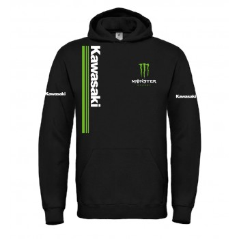 KAWASAKI MONSTER ENERGY PERSONALIZZATA