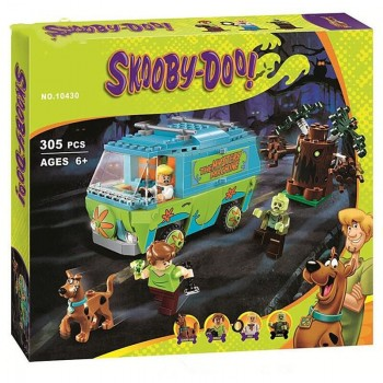 ✅305pz SCOOBY-DOO THE...