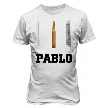 T-SHIRT FELPA NARCOS PABLO...