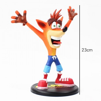 CRASH BANDICOOT - ACTION...