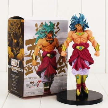 ACTION FIGURE BROLY SUPER...