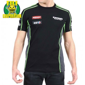 T-SHIRT KAWASAKI RACING...