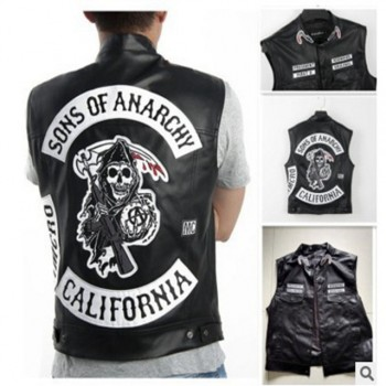 GILET SONS OF ANARCHY BIKER...