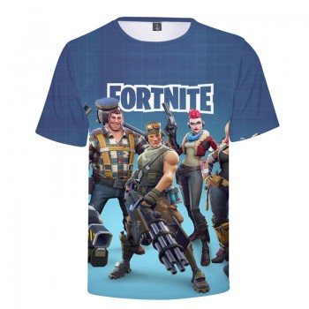 T-SHIRT MAGLIA FORTNITE  GAME