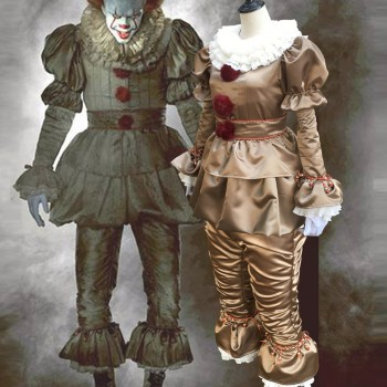 COSTUME IT CLOWN PENNYWISE...